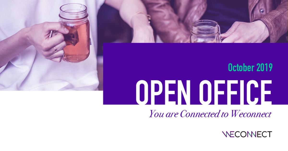 """[오픈오피스] """"위커넥트 팀과 만나요"""" 10월 오픈오피스 참가자 모집 이미지"""