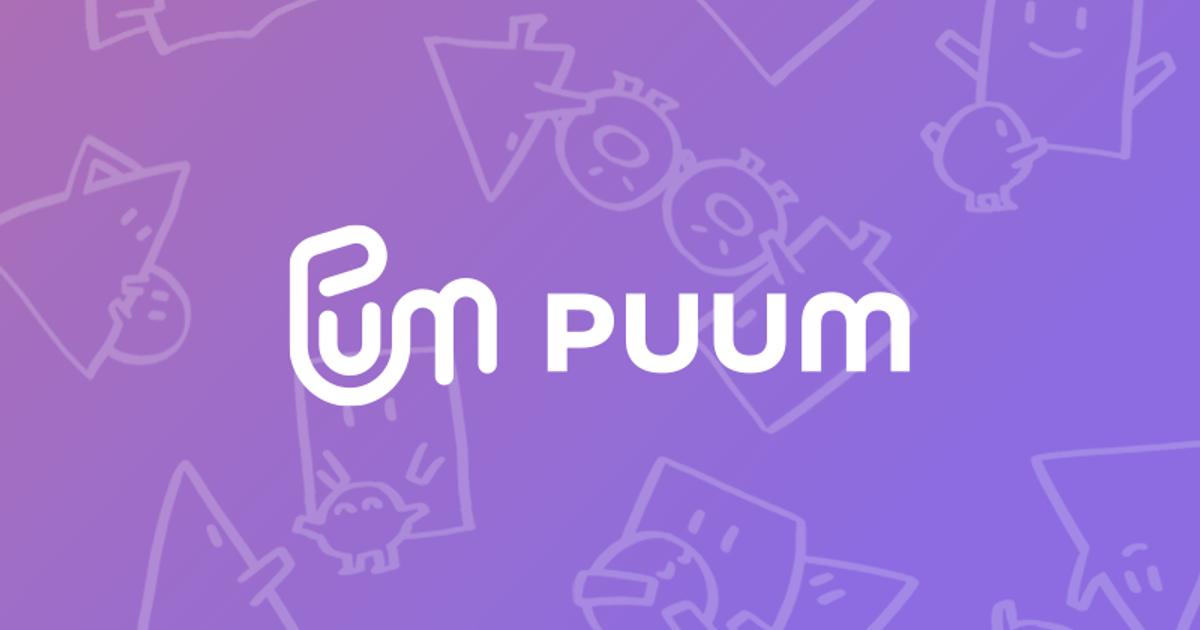모바일 플랫폼 (puum.me) - 그로스 매니저 채용 기본 이미지